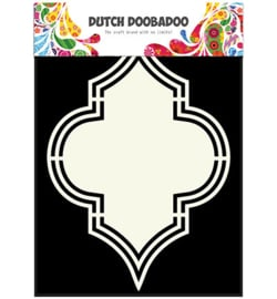 Dutch Doobadoo Shape Art Morocco