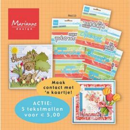 Marianne D product Assorti - Product Assorti teksten (NL) PA4113