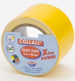 Collall - COLTT38 30 - Duct-Tape Geel