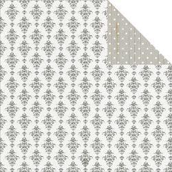 FabScraps -  Fleur - 12 x 12 Double Sided Paper