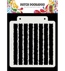 Dutch Doobadoo - 40144 - DDBD Dutch Mask Art Grunge Strip