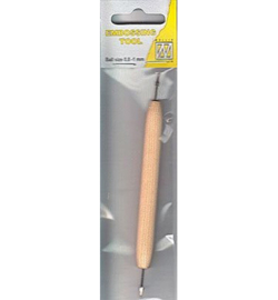 Nellie`s Choice - ET001 - Embossing tool 0,8-1mm ball