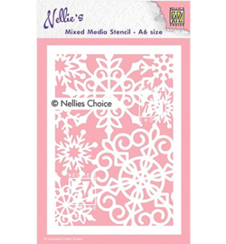 Nellie`s Choice - MMSA6-013 - Large Snowflake