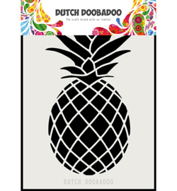 Dutch Doobadoo - 470.715.404 - DDBD Dutch Mask Art Pineapple