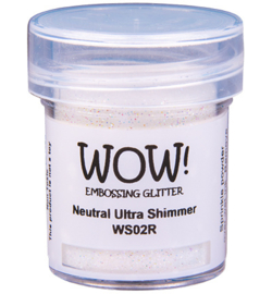WOW! - WS02R - Neutral Ultra Shimmer