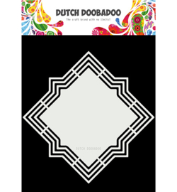 Dutch Doobadoo - 470713183 - Dutch Shape Art Lola