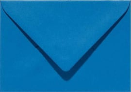 Papicolor Envelop C6 donkerblauw 105gr-CV 6 st 302906 - 114x162 mm