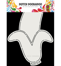 Dutch Doobadoo - 470.713.808 - DDBD Card Art Banana