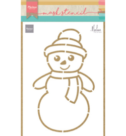 Marianne D PS8018 - Snowman by Marleen