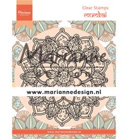 Marianne D Stempel CS1034 - Mandala Mumbai
