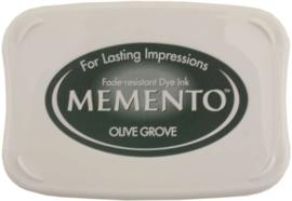 Memento inktkussen Olive grove