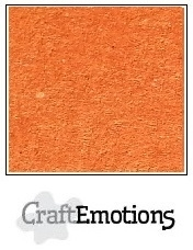 CraftEmotions Karton Kraft - Gravel Rood [1 vel]