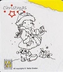 """Christmas Kids CK003 """"Christmas birdie"""""""