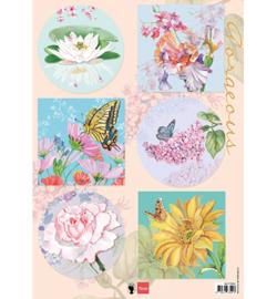 Marianne D Knipvel EWK1284 - Gorgious Flowers