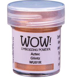 Wow! - WU01R - Aztec Glintz