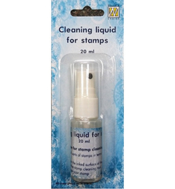 Nellie`s Choice CLFS001 - Cleaning liquid for Stamps