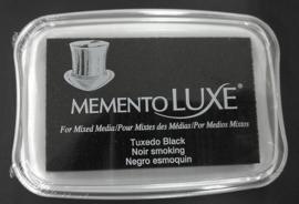 Memento inktkussen De Luxe Tuxedo Black ML-000-900