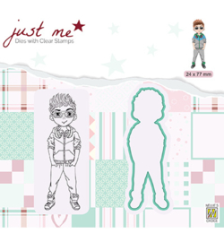 Nellie`s Choice - JMSD006 - Just Me Teenage boy