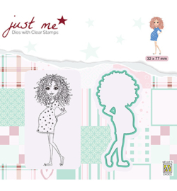 Nellie`s Choice - JMSD007 - Just Me Pregnant