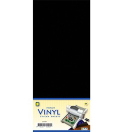 Vinyl sheets - 3.0533 - Vinyl, Black