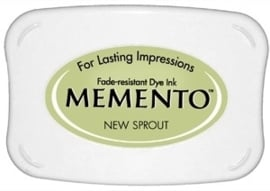 Memento inktkussen New Sprout