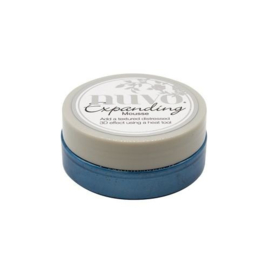 Nuvo Expanding Mousse - Boatyard Blue 1705N