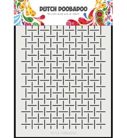 Dutch Doobadoo - 40145 - DDBD Dutch Mask Art Raster
