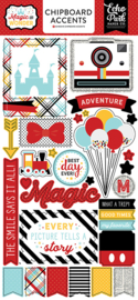 Echo Park Magic and Wonder Chipboard Stickers
