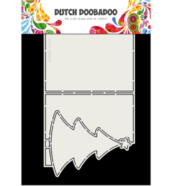 Dutch Doobadoo - 470713723 - Card Art Kerstboom