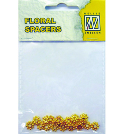 Nellie`s Choice - FLP-SP-011 - Floral Spacers - gold nr. 11