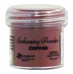 Ranger Embossing Poeder - Copper