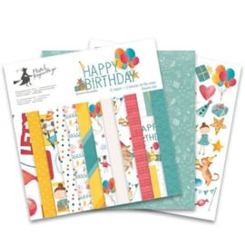 Piatek13 - Paper pad Happy Birthday 12 P13-415 12x12