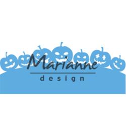 Marianne D Creatables LR0562 - Border with pumpkins