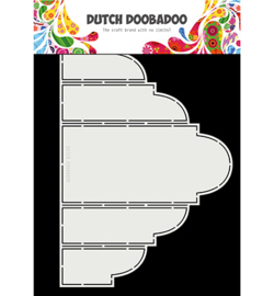 Dutch Doobadoo - 470713342 - Dutch Card art Art Panel