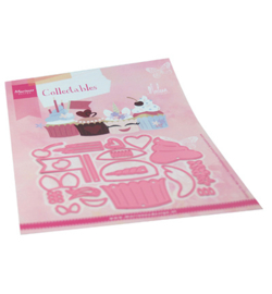 Marianne D Collectable COL1481 - Cupcakes by Marleen