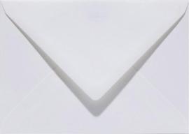 Papicolor Envelop C6 hagelwit 105gr-CV 6 st 302930 - 114x162 mm