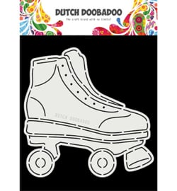 Dutch Doobadoo - 470713756 - Card Art Rollerskates