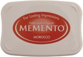 Memento inktkussen Marocco