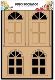 Dutch MDF Art - Door