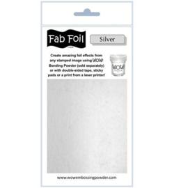 Fabulous Foil -  Silver