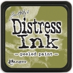 Tim Holtz distress mini ink peeled paint