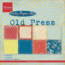 Marianne D Paper PK9120 - Old Press