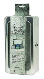 Ranger Tim Holtz Distress Pad Storage Tin - 3x3 Pads (leeg) TDA68075