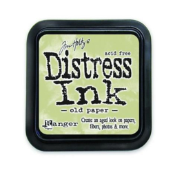 Ranger Distress Inks pad - old paper stamp pad TIM19503 Tim Holtz