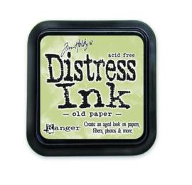 Ranger Distress Inks pad - old paper stamp pad TIM19503 Tim Holtz