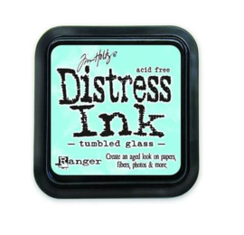 Ranger Distress Inks pad - tumbled glass stamp pad TIM27188 Tim Holtz