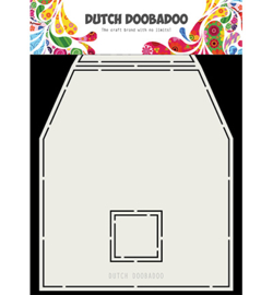 Dutch Doobadoo - 470713760 - Card Art Theezakje