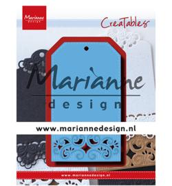 Marianne D Creatables LR0617 - Classic label