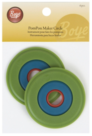 Pompon maker circle