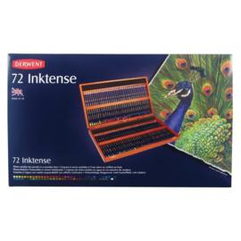 Derwent Inktense 72 st houten doos DIP2301844